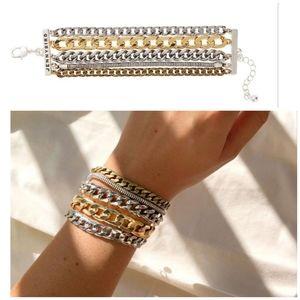 NWT Jenny Bird Austin cuff bracelet